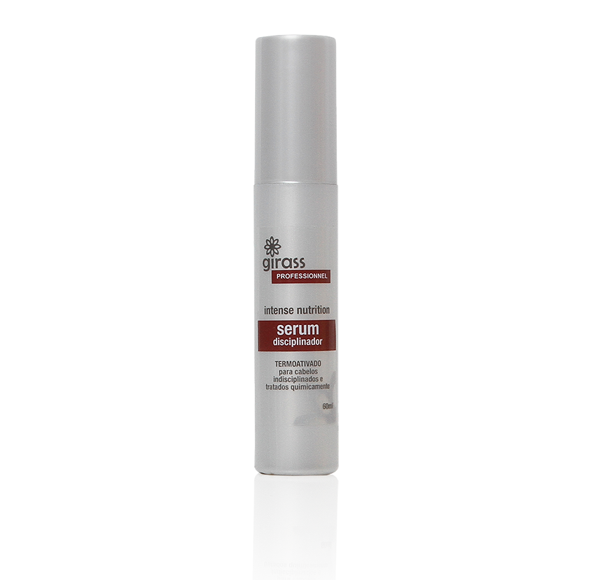 Serum Disciplinador Anti Frizz Girass 60ml