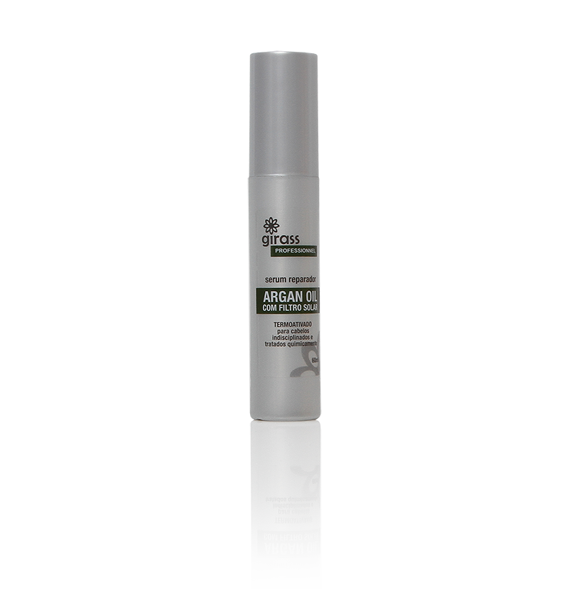SERUM REPARADOR GIRASS ARGAN OIL-60ML