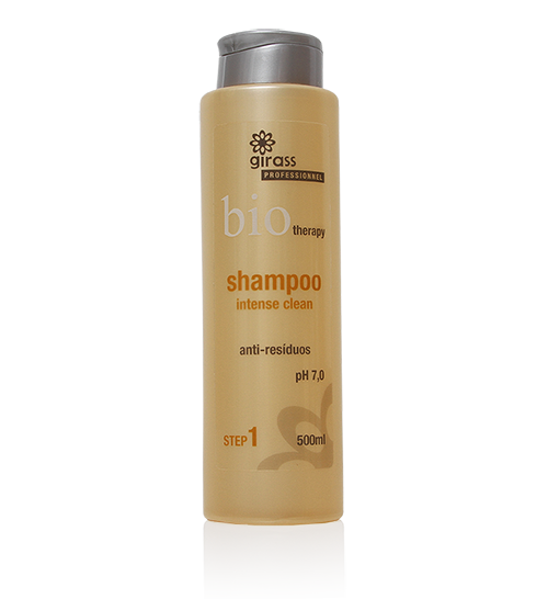 SHAMPOO GIRASS ANTI RESIDUOS-500ML