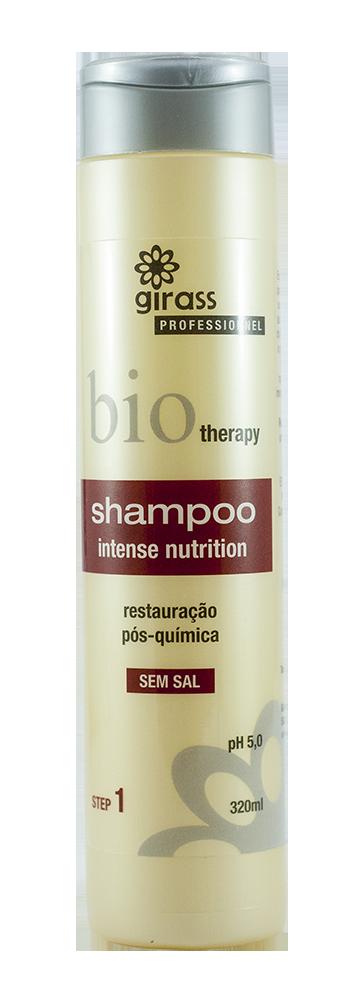 Shampoo I.N Pos Quimica Girass 320ml