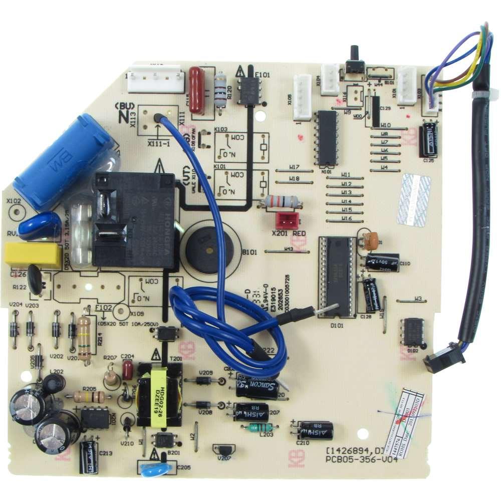 Placa Eletrônica Ar Condicionado Split Consul Cbv12Cb - W10400401