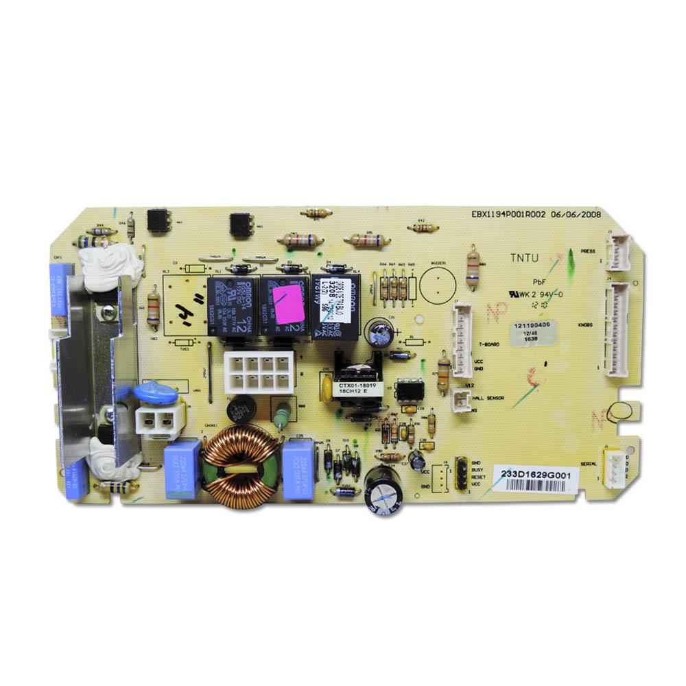 Placa Eletrônica Lavadora Ge Bivolt 16Kg 2331629G001 - Lvn713647