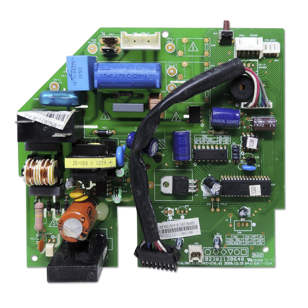 Placa Principal Evaporadora Split Electrolux Pi09F 9000 Btus - 32390713