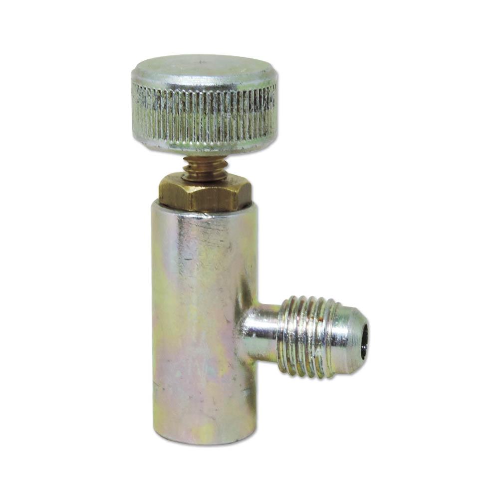 Valvula Para Transvazar Garrafa Cilindro De Gas 134A Mp39A