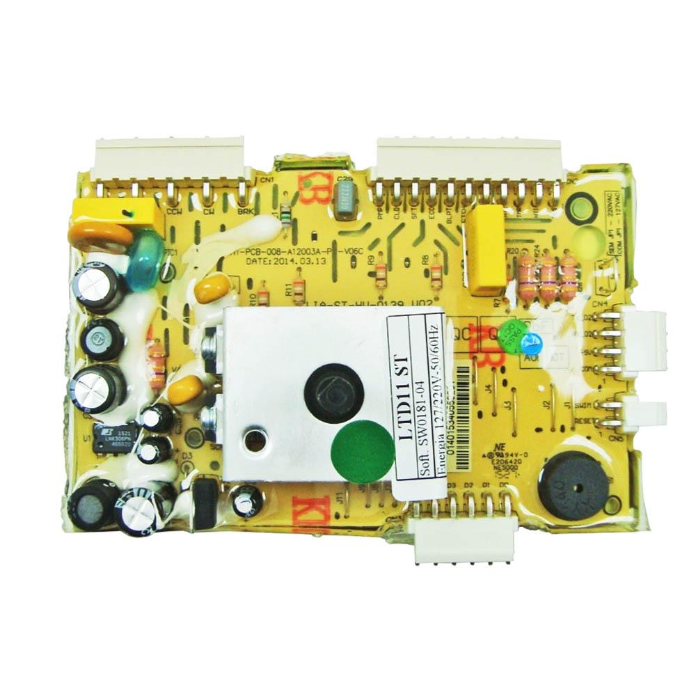 Placa De Potencia Lavadora Electrolux Ltd11