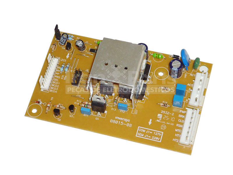 Placa Eletronica Lavadora Electrolux Lf11 Lq11