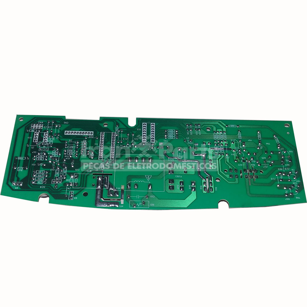 Placa Inferior Potencia 127V Electrolux Top6S