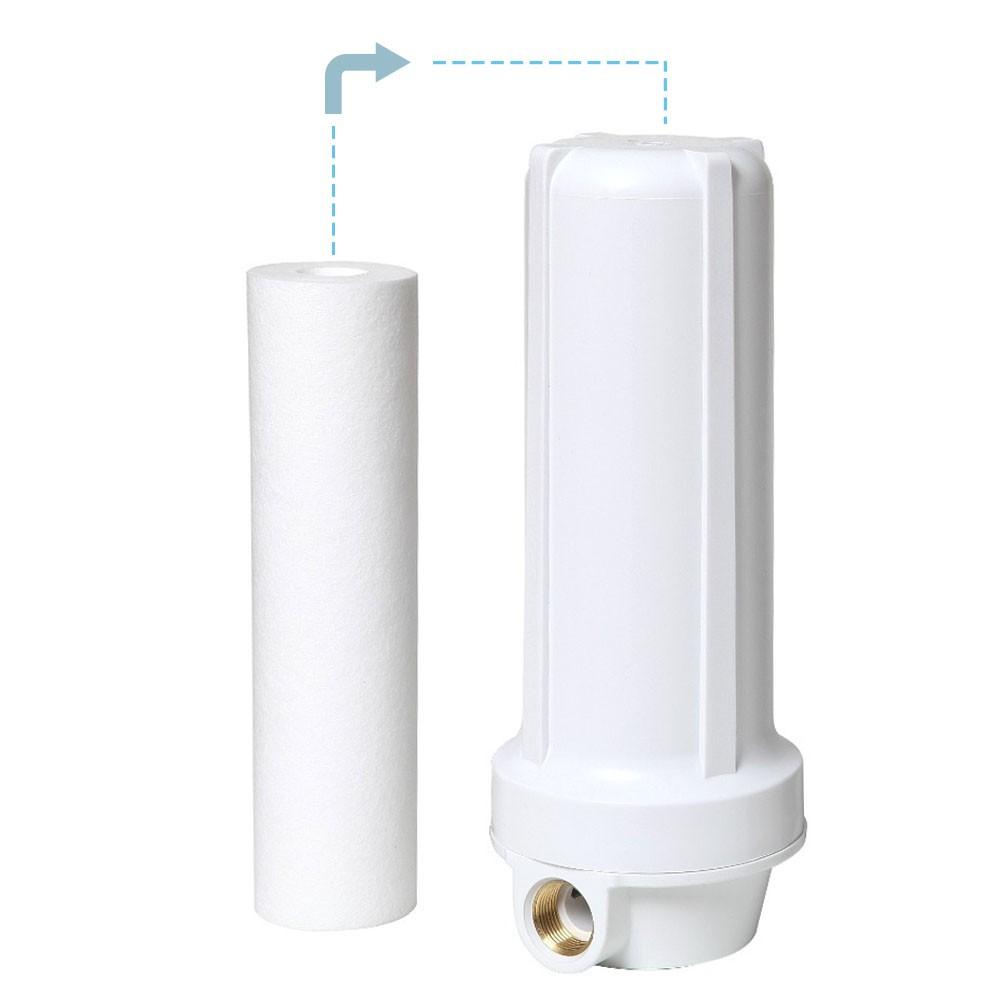Filtro Ponto de Entrada Branco POE230 para Caixa D