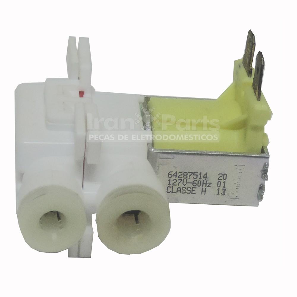 Válvula Água Refrigerador Electrolux DFI80 127V