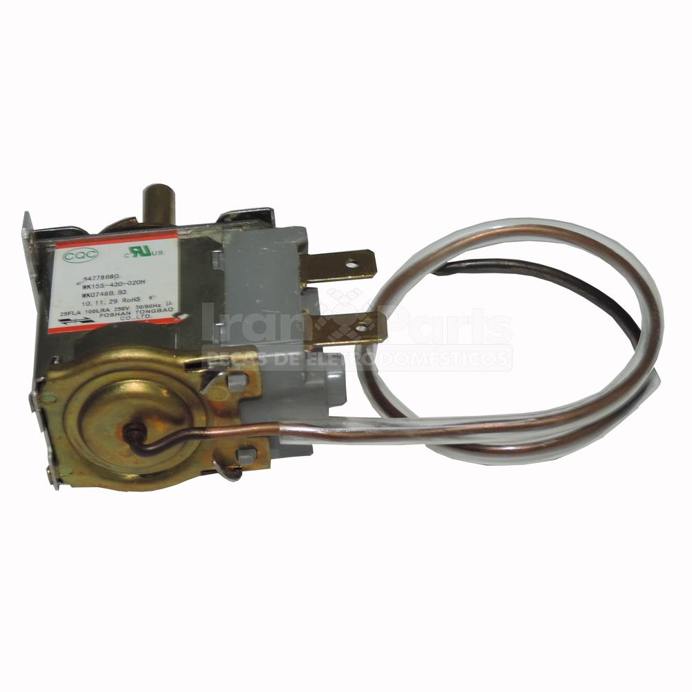 Termostato Eam Frio Electrolux Ec07F Ac10F Em10F