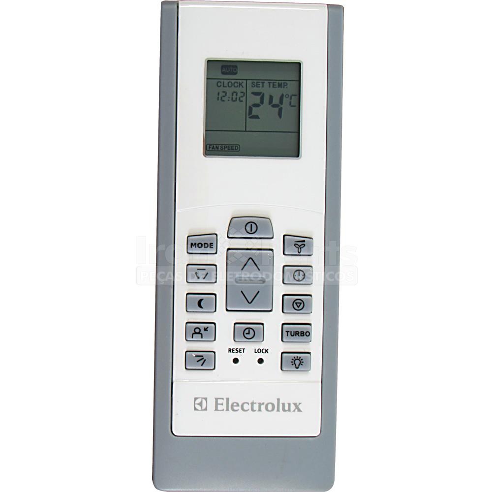 Controle Remoto Split Electrolux Di09F Di12F Pi07F Pi09F