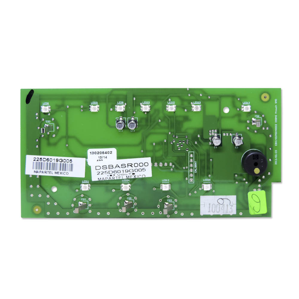 Placa Interface Bivolt Refrigerador Continental Mabe Rfct515 Rfmb515