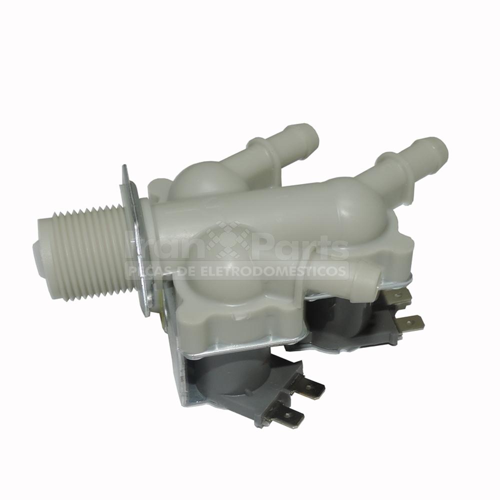 Válvula Tripla Lava E Seca Electrolux 127V Lse09 Lse11 Lse12