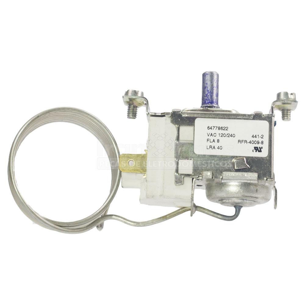 Termostato Freezer Horizontal Electrolux 64778622