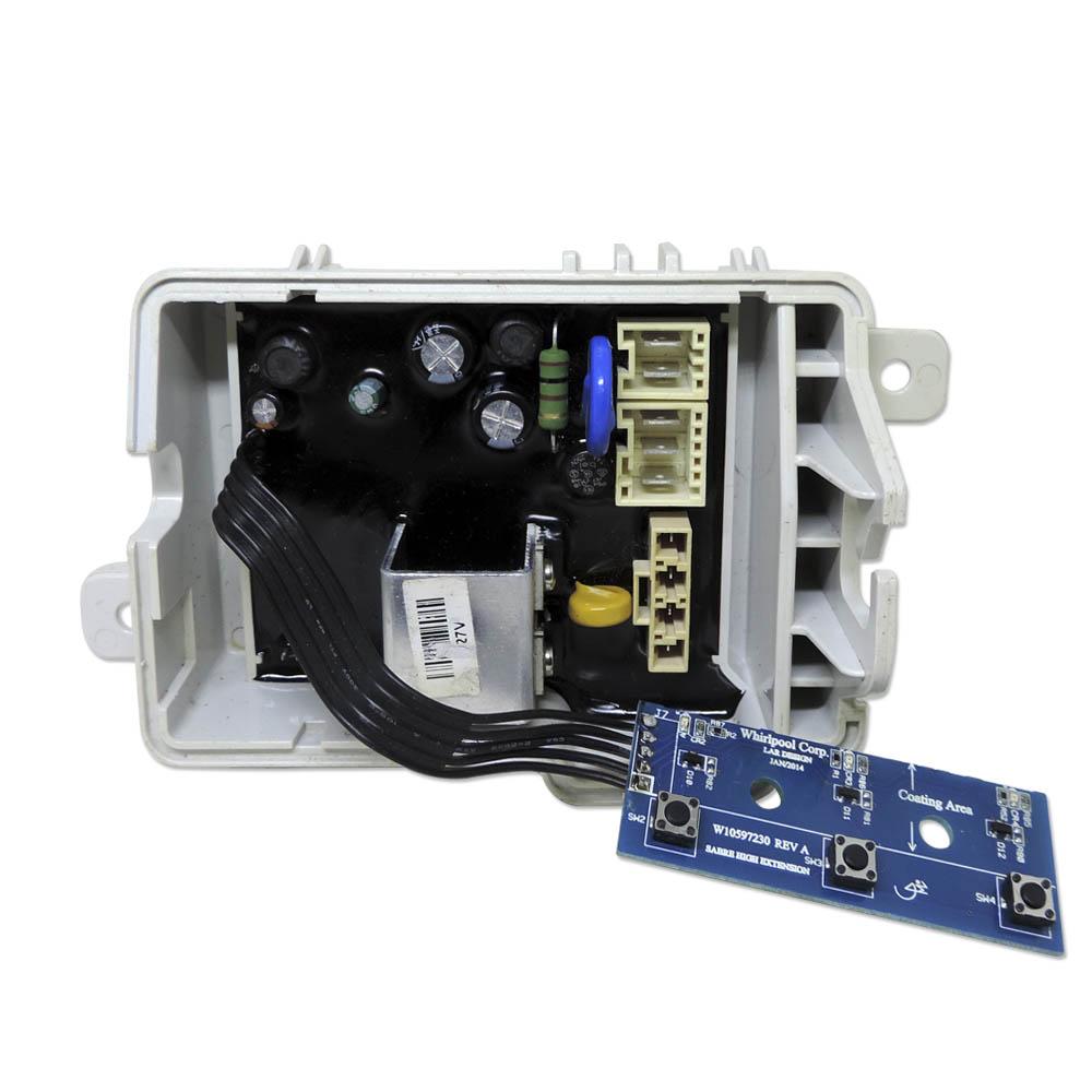 Placa Controle 127V Compatível Lavadora Consul Cwe08 Cwe09