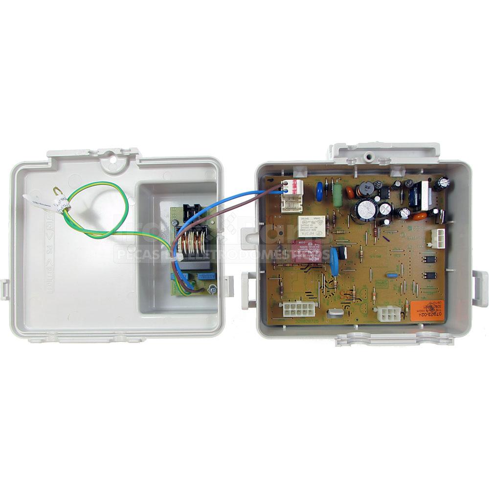 Placa Eletrônica Controle Geladeira Brastemp 127 - 220V