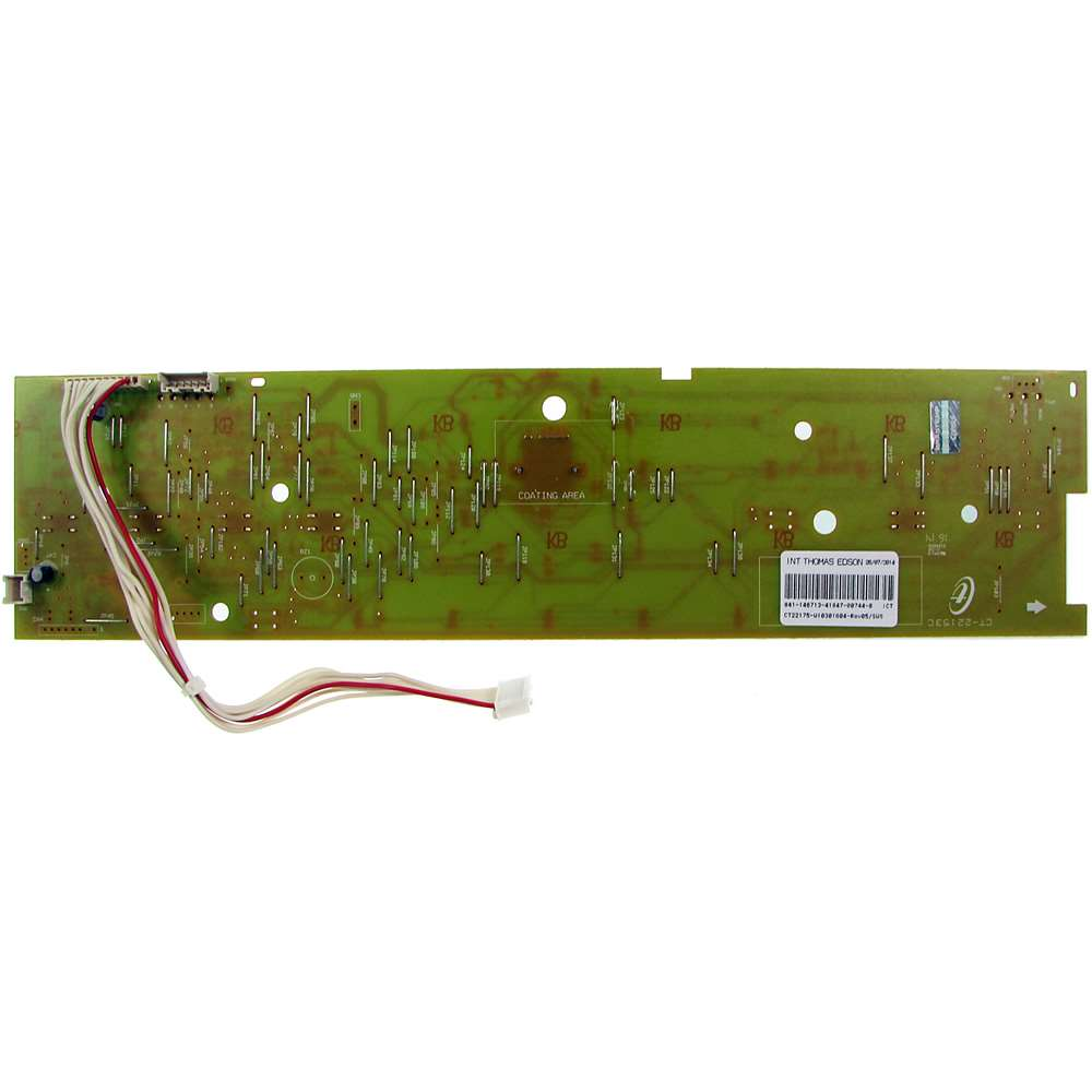 Placa Interface Original Lavadora Brastemp Bwl11A - W10301604