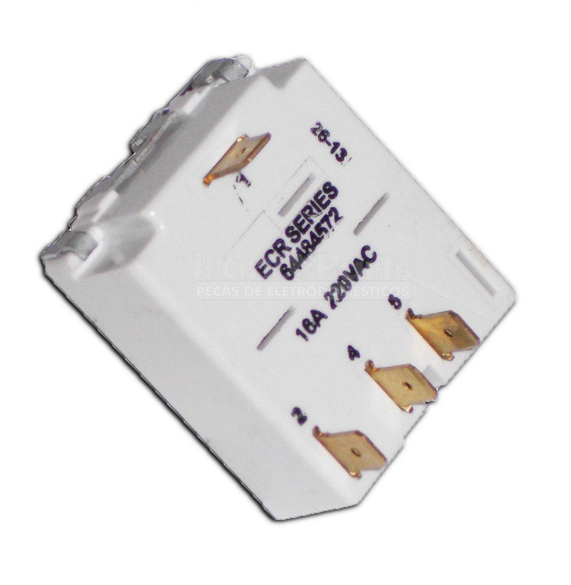 Chave Seletora 5 Posições  Electrolux 64484572