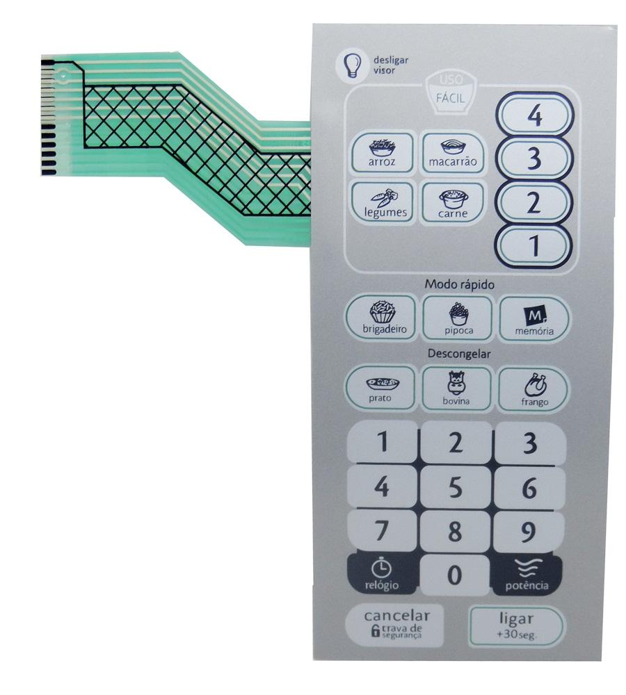 Membrana Compatível Microondas Consul Cmy34