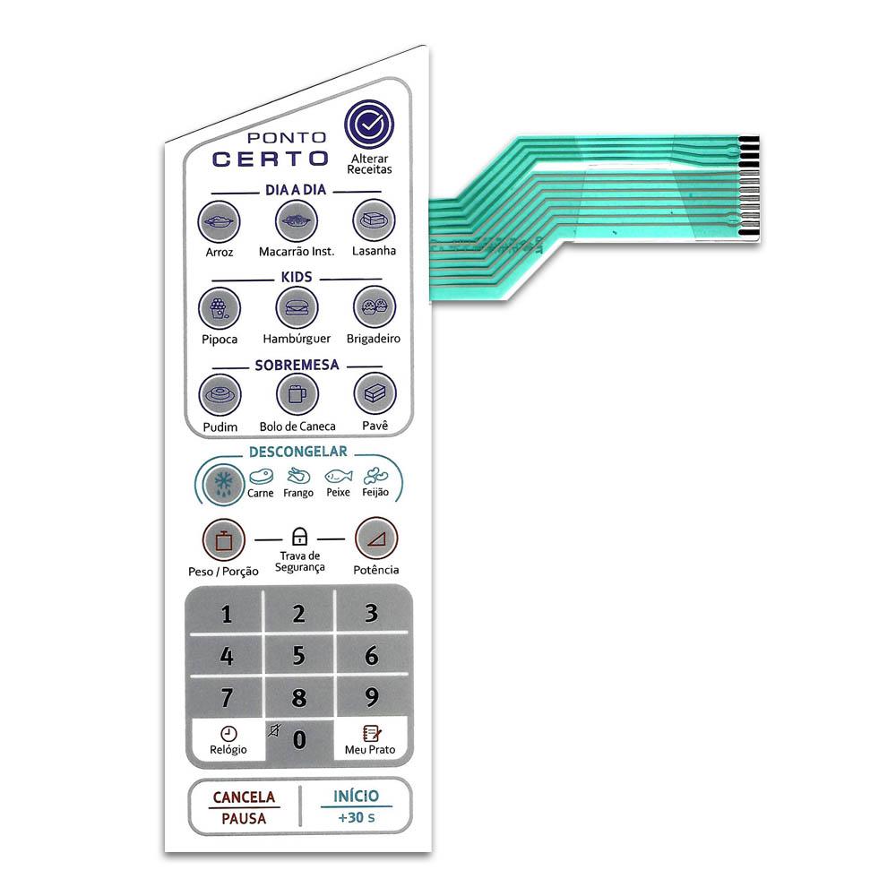 Membrana Forno Microondas Electrolux Mep41