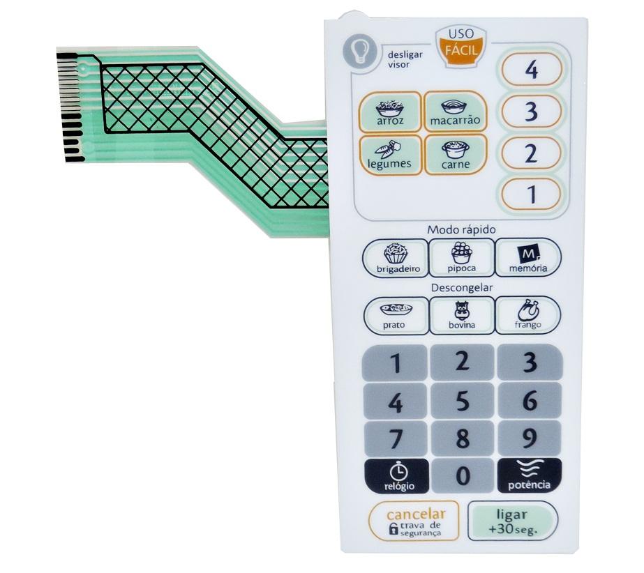 Membrana Compatível Forno Microondas Consul Cmp25