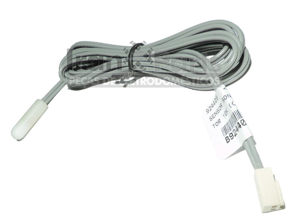 Sensor Sonda Expositor 10K Cinza Metalfrio