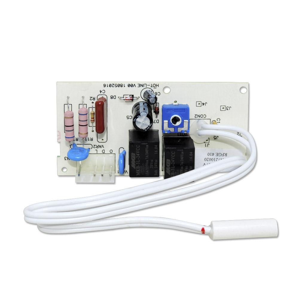 Placa Hot Line Refrigerador Continental Ge Rfct370 Rfge39
