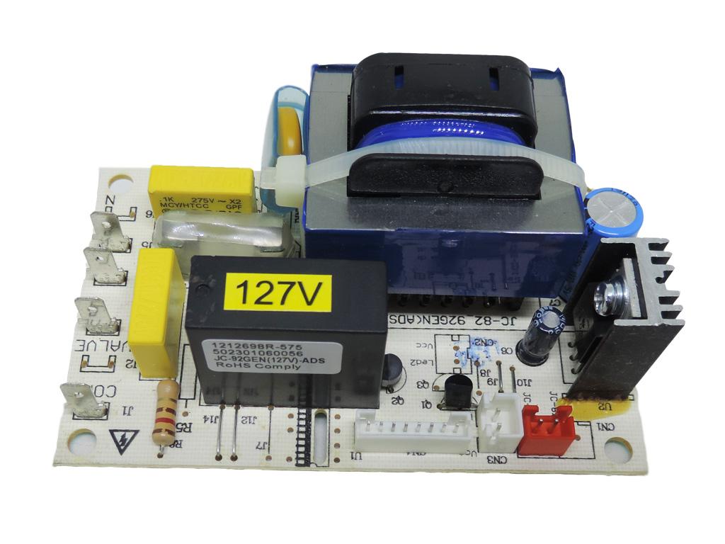 Placa Principal De Adega De Vinho 127 V  Electrolux 01060056