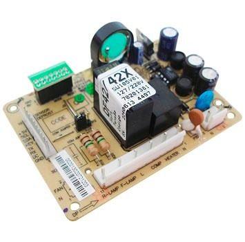Placa De Potência Refrigerador Electrolux Df42 Df42X