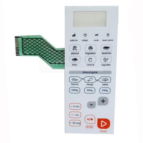 Membrana Compatível Microondas Brastemp Clean Bms26 Bms26Ab