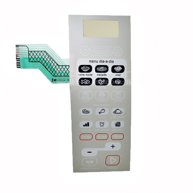 Membrana Compatível Microondas Brastemp Bma30 Af