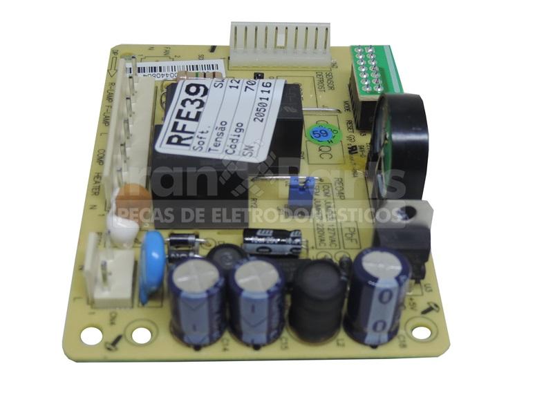 Placa De Potencia Refrigerador Electrolux Rfe39 Bivolt