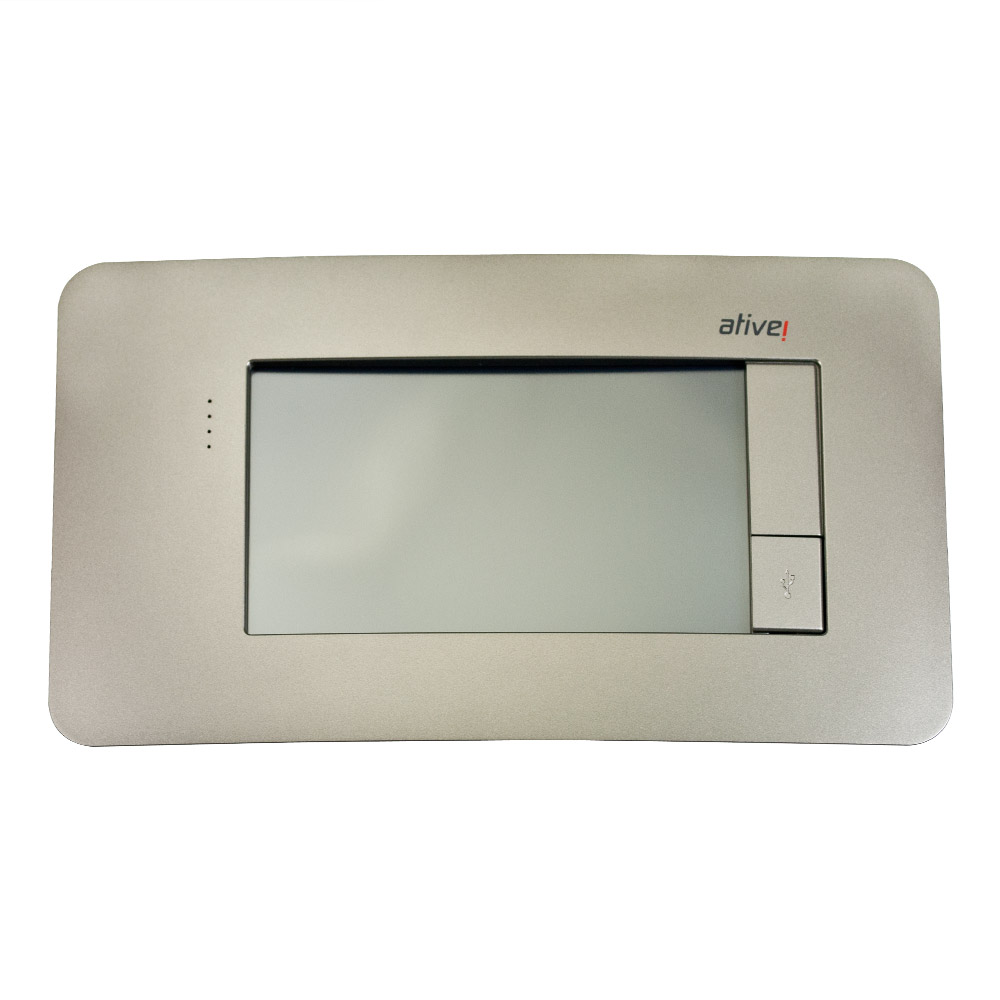 Placa Interface Touch Screen Brastemp BRV80 W10405462 Espanhol