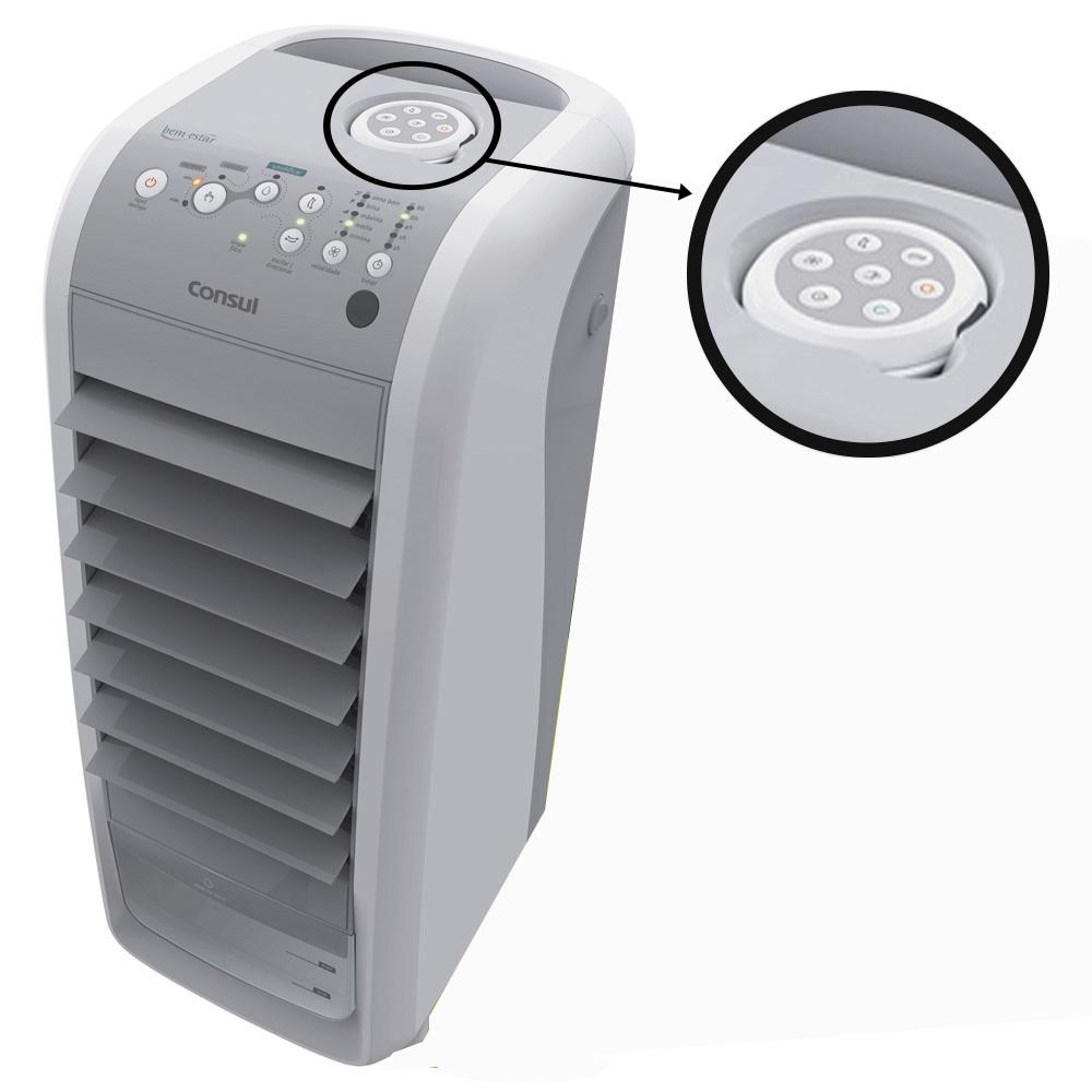 Controle Remoto Climatizador Consul C1R06