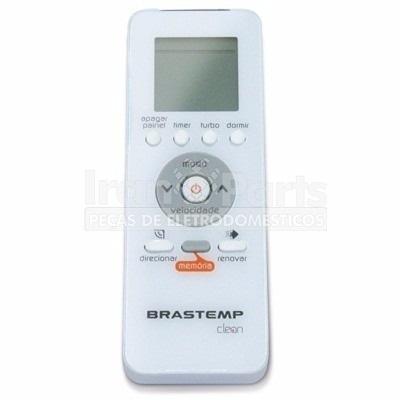 Controle  Ar Condicionado Brastemp Split W10325568