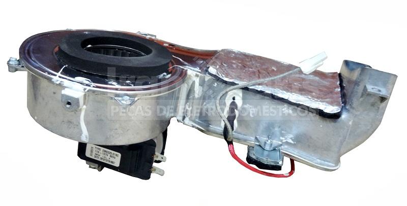 Caixa Resistência Secagem Lava E Seca Brastemp Bws24 127V
