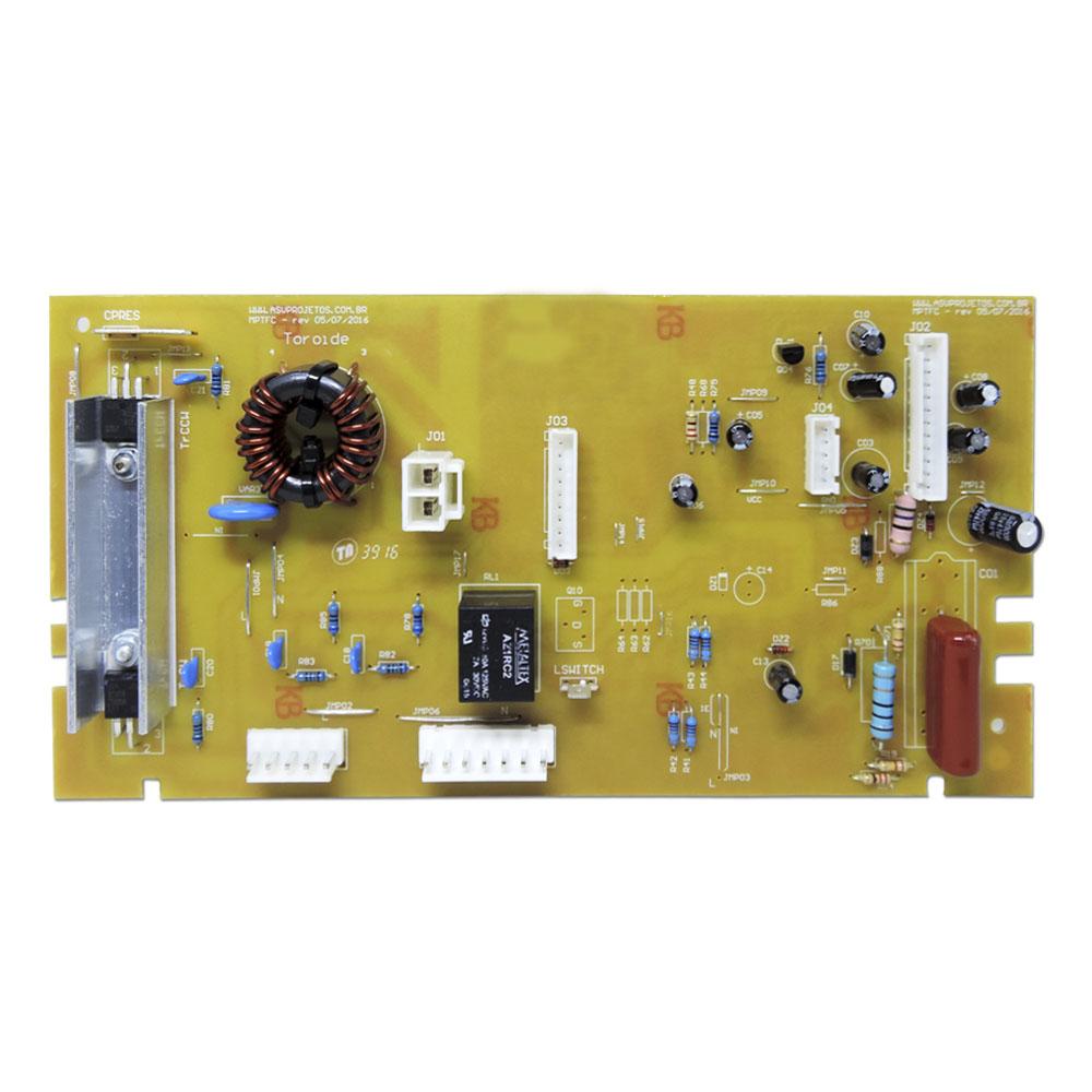 Placa Potência 127V Lavadora Ge 15Kg 189D5296G011