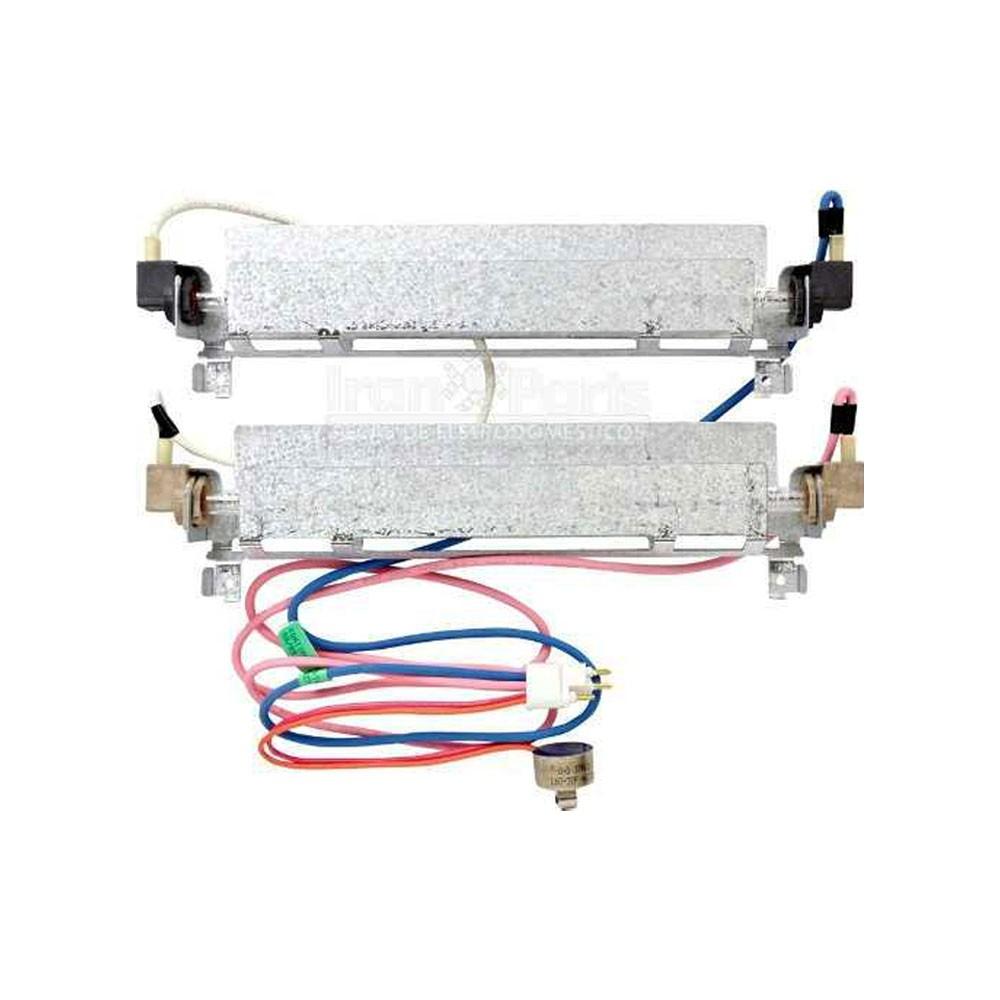 Resistencia de Vidro Dupla 31 Cm Refrigerador Side By Side Wr51X443