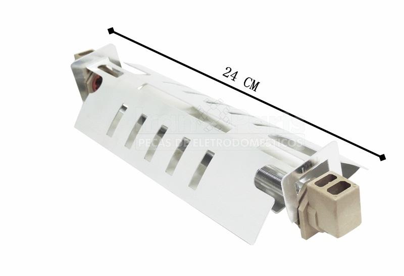 Resistencia 24 Cm Refrigerador  Side By Side  Wr51X10053