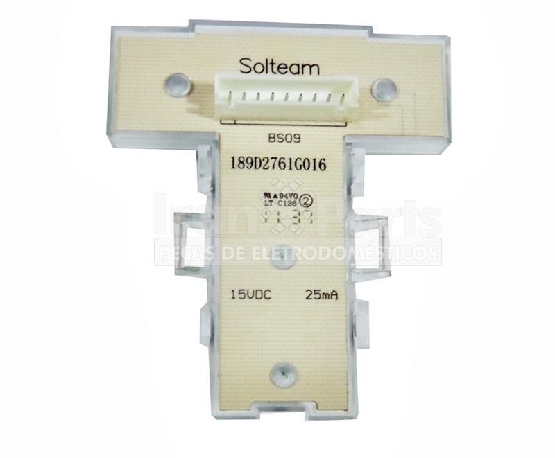 Placa Eletronica T Lavadora Ge 189D2761G022