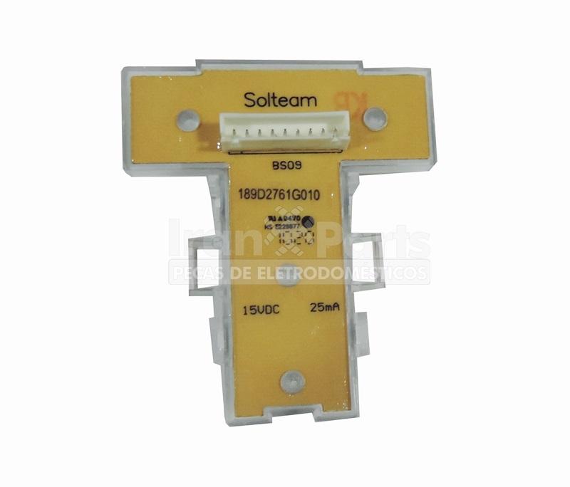 Placa Eletronica T Lavadora Ge 189D2761G012