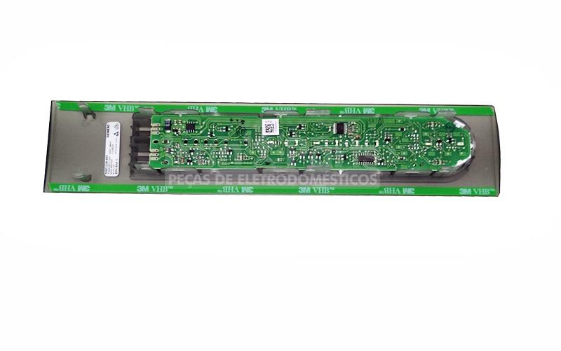 Painel De Controle Eletrônico Refrigerador Kdn49 Original