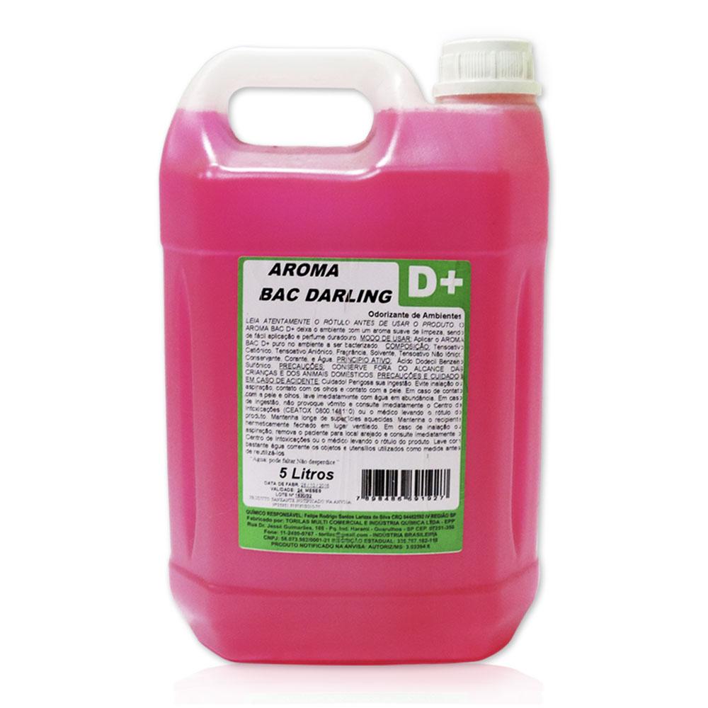 Bactericida Aromatizador Para Ar Condicionado Split 5 Litros