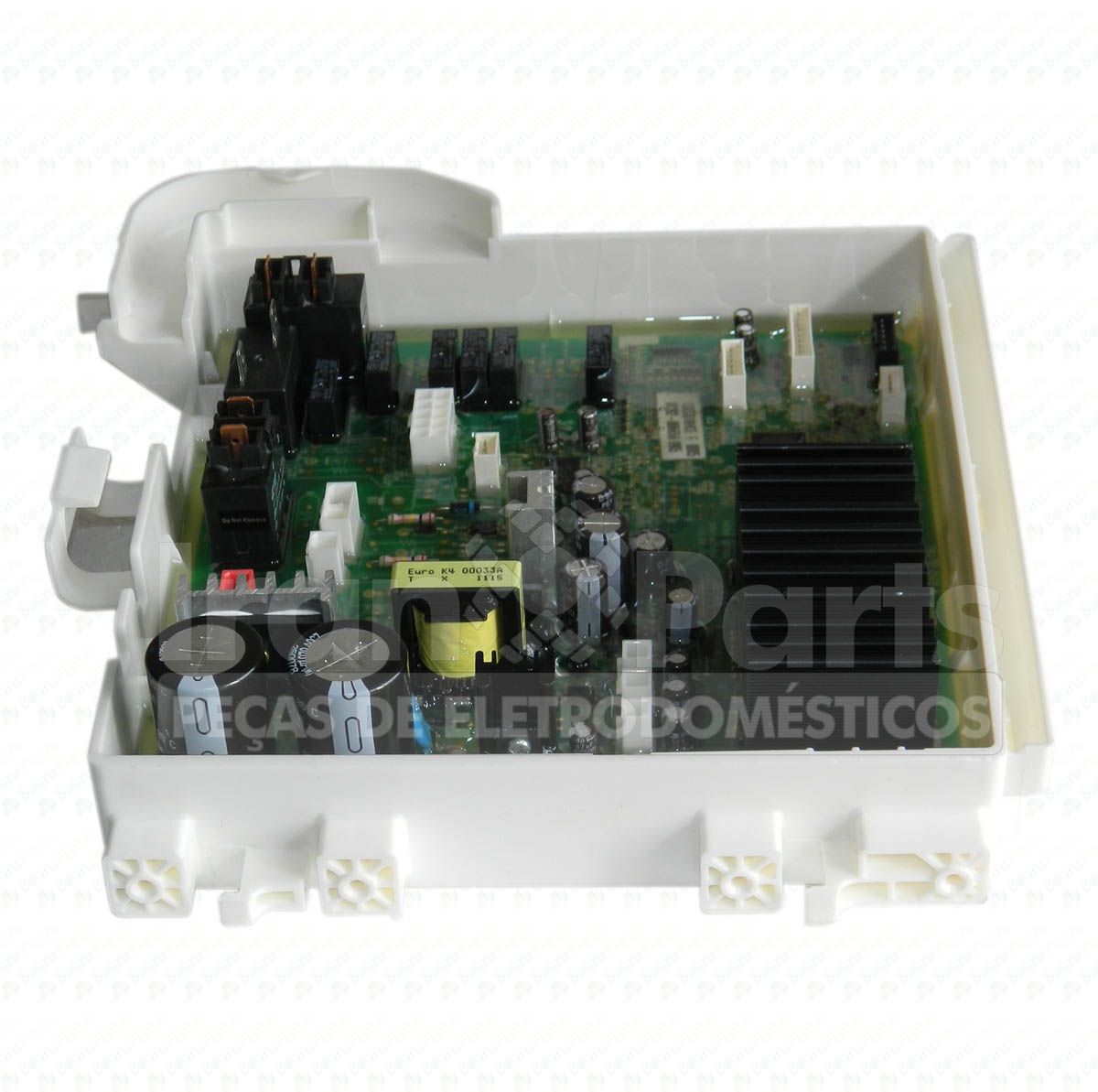 Placa Principal Potência 220V Lava E Seca Samsung Wd0854