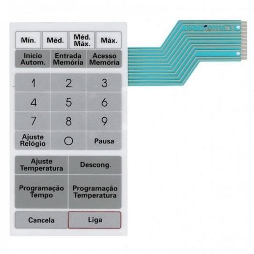 Membrana Forno Microondas Philco Pmw 1500