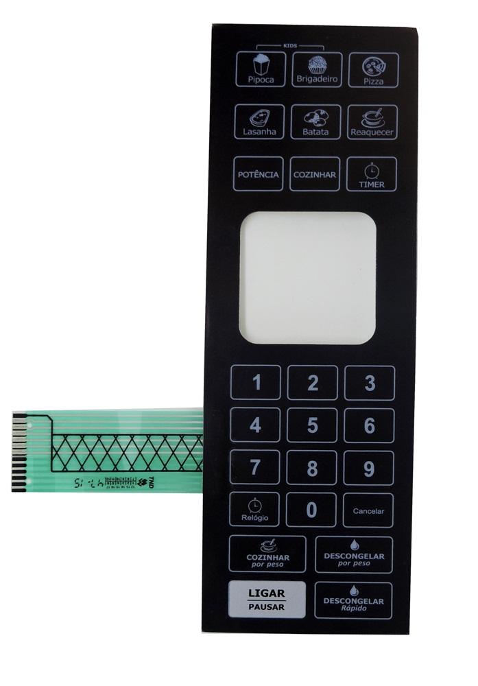 Membrana Forno Microondas Philco Pme 25
