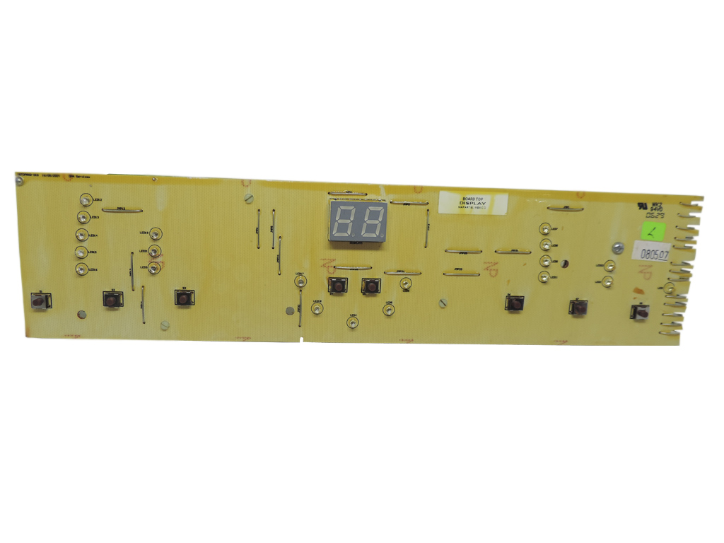 Placa Interface Potencia 127V Lavadora Mabe Ge 189D3075G002