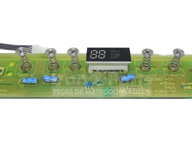 Placa Controle Display Side By Side Wiad502301060099