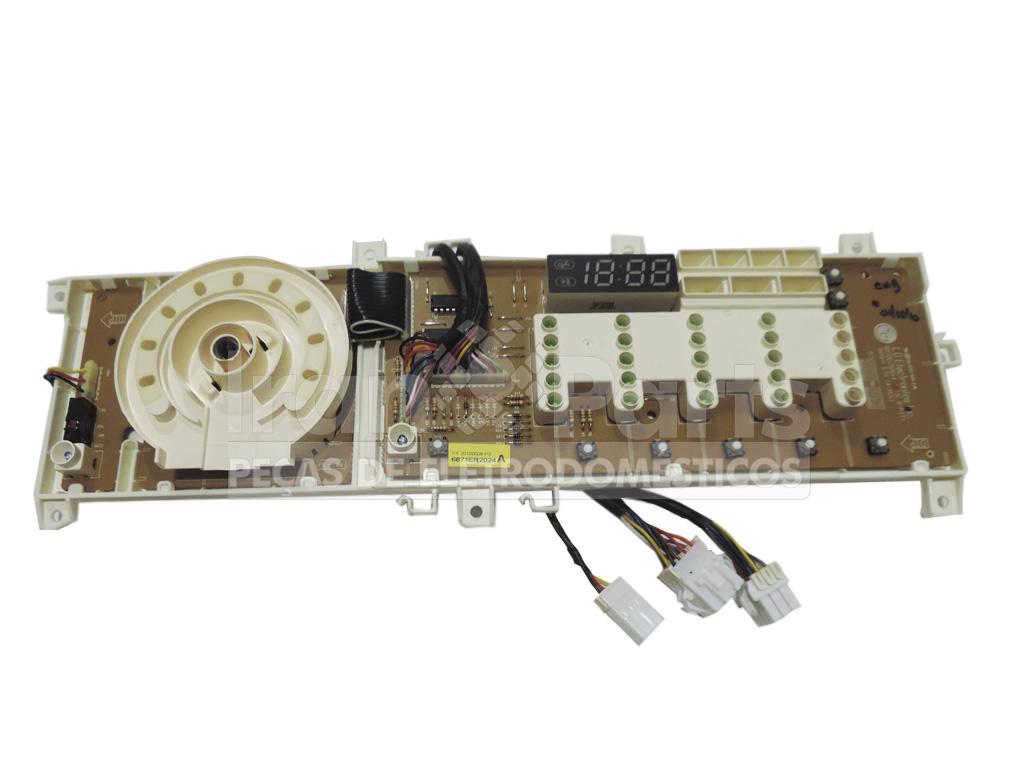 Placa Display Interface Lava E Seca Lg 6871Er2024A