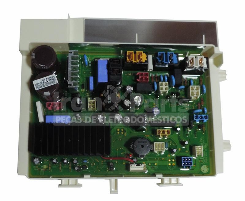 Placa Principal Lava E Seca Lg Wd1250 Ard 127V